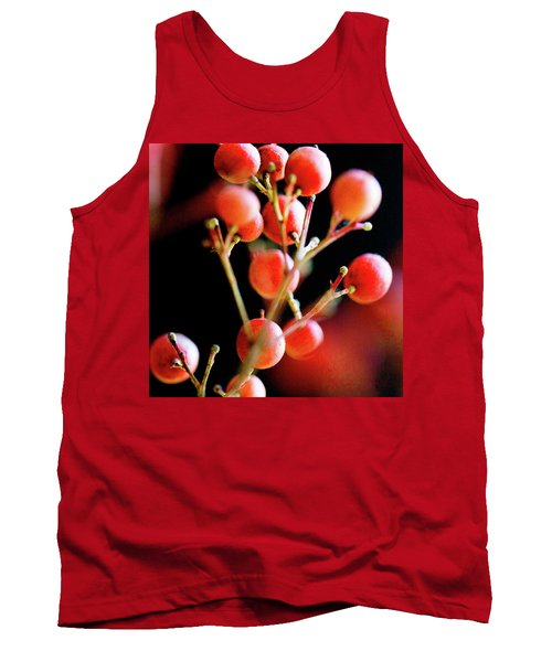 Brazilian Pepper 0423 Tank Top