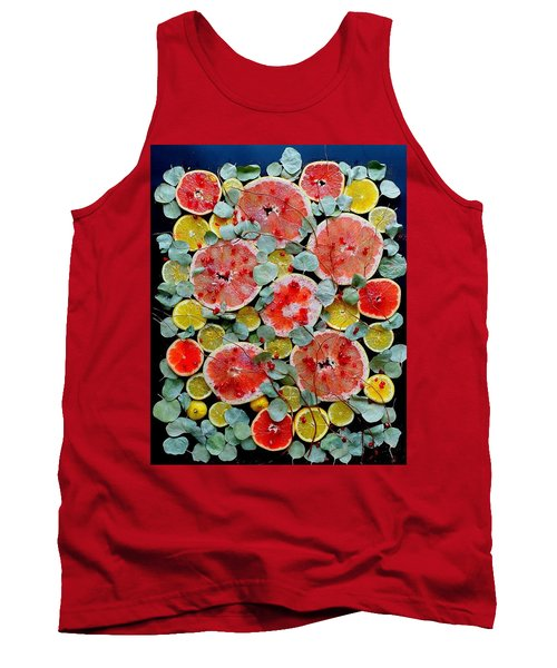 Brighter Days Citrus Tank Top