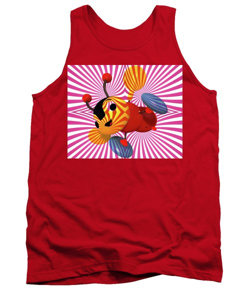 Buzzie Bee Icon Tank Top