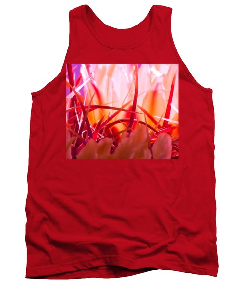 Cactus Cathedral Tank Top