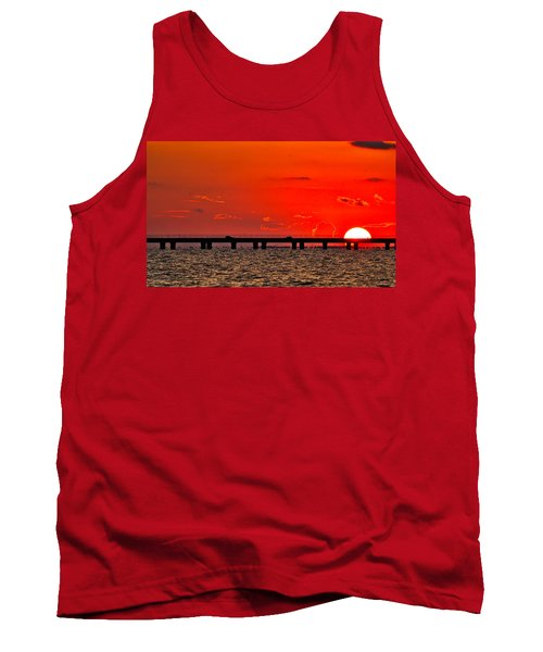 Causeway Sunset Tank Top