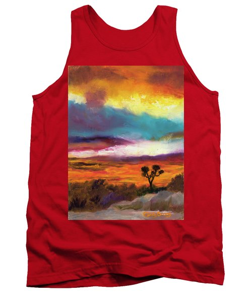 Cindy Beuoy - Arizona Sunset Tank Top