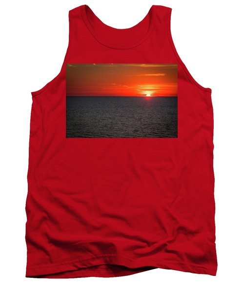Clearwater Sunset Tank Top