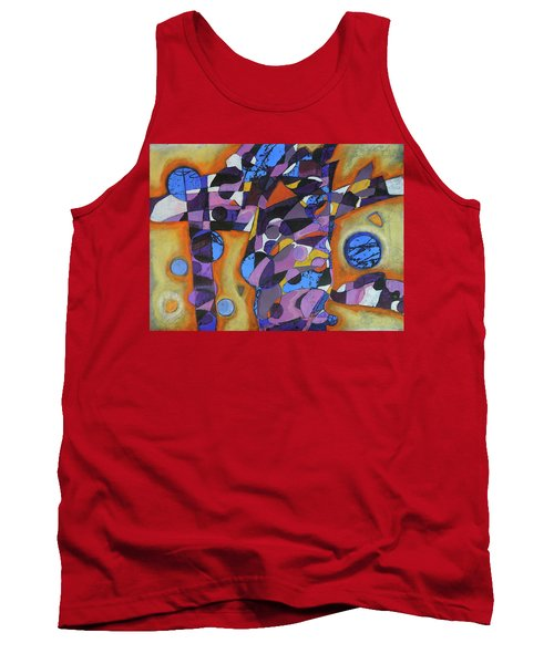 Cold Release Tank Top