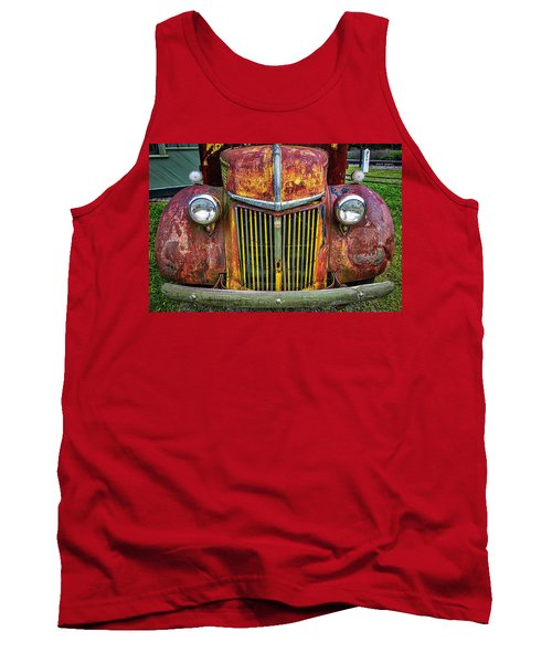 Colorful Ford Tank Top