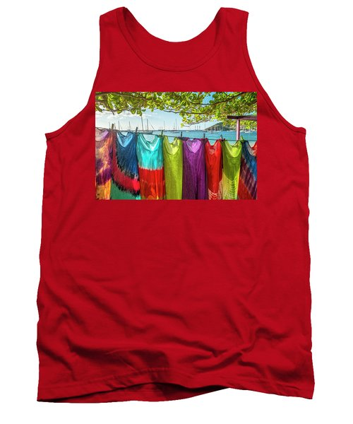 Coverup Tank Top