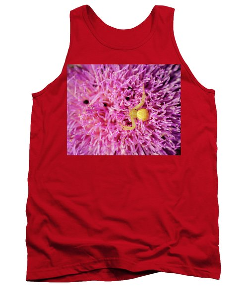 Crab Spider Tank Top