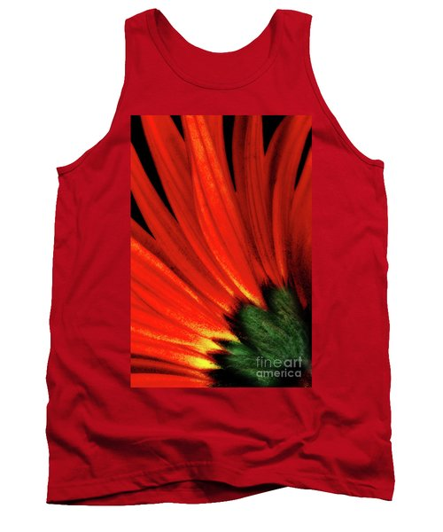 Daisy Aflame Tank Top