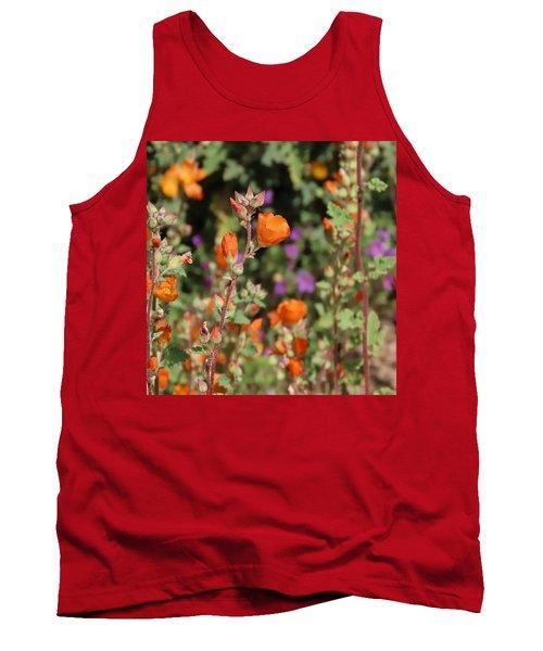 Desert Wildflowers Tank Top