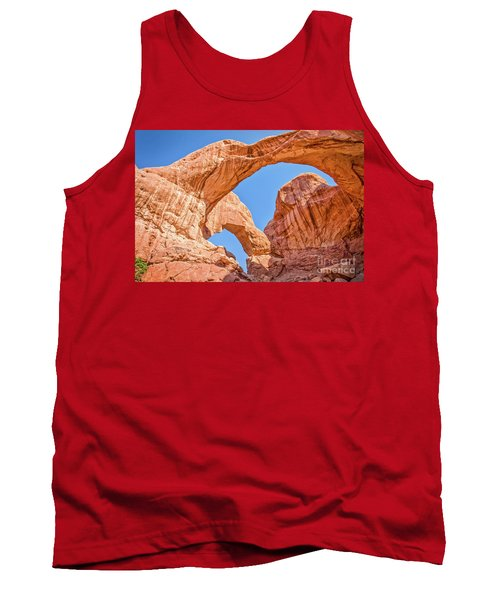 Double Arch Tank Top