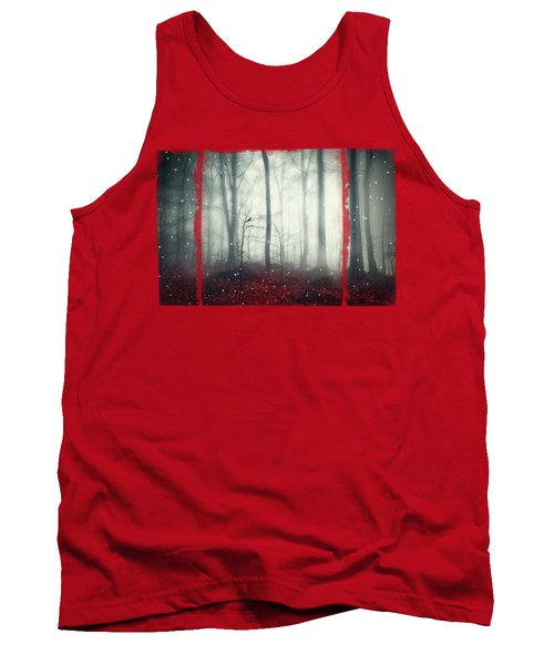 Dreaming Woodland Tank Top