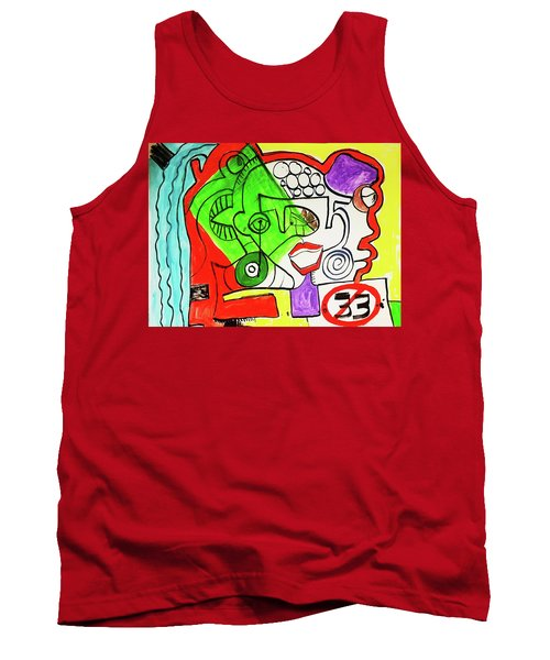 Emotions Tank Top