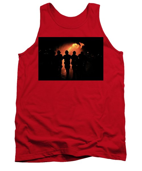 Fire Dragon Tank Top