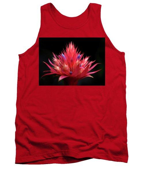 Flaming Flower Tank Top