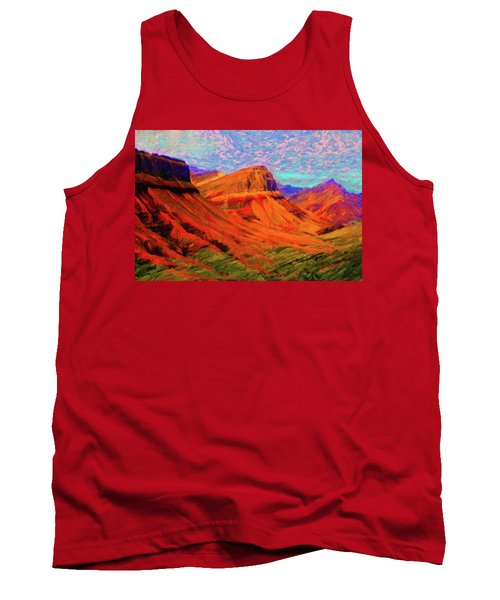 Flowing Rock Tank Top