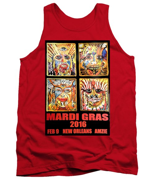 Four Happiness Tank Top