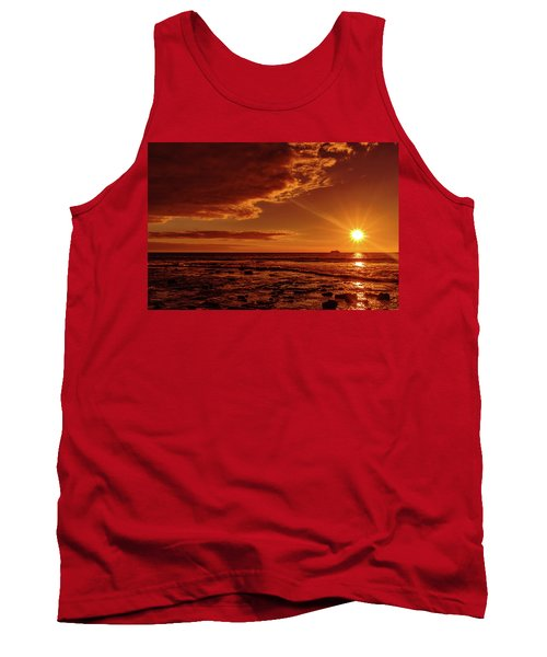 Friday Sunset Tank Top