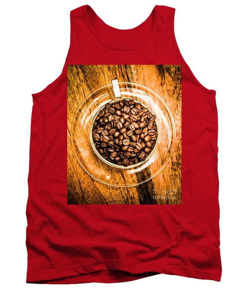 Full Of Beans Tank Top