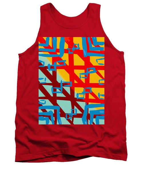 Gilipollez Number One Tank Top
