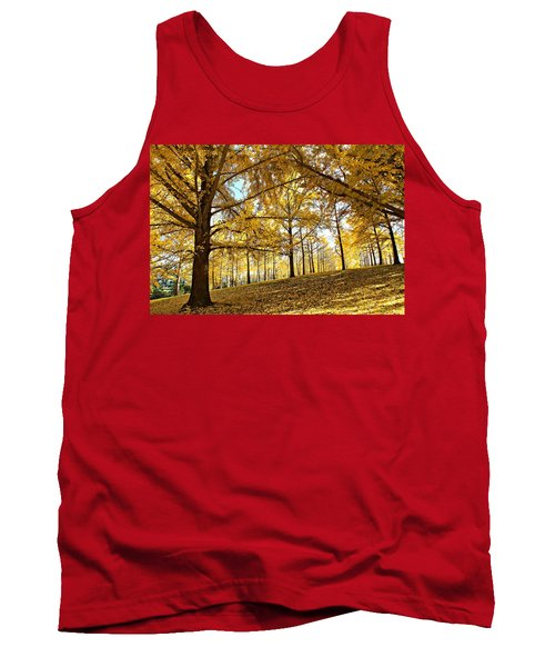 Ginkgo Grove Tank Top