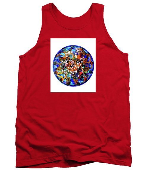 Go With The Flow 1 Tank Top