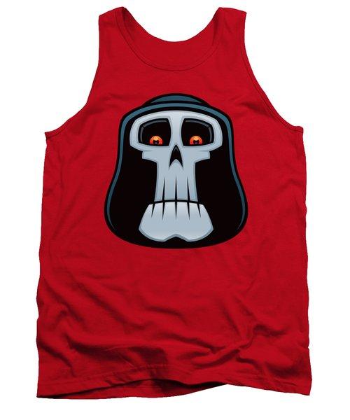 Grim Reaper Tank Top