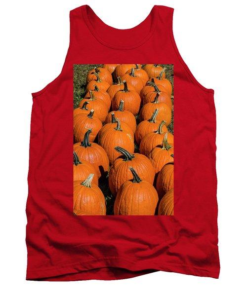 Halloween Harvest Tank Top