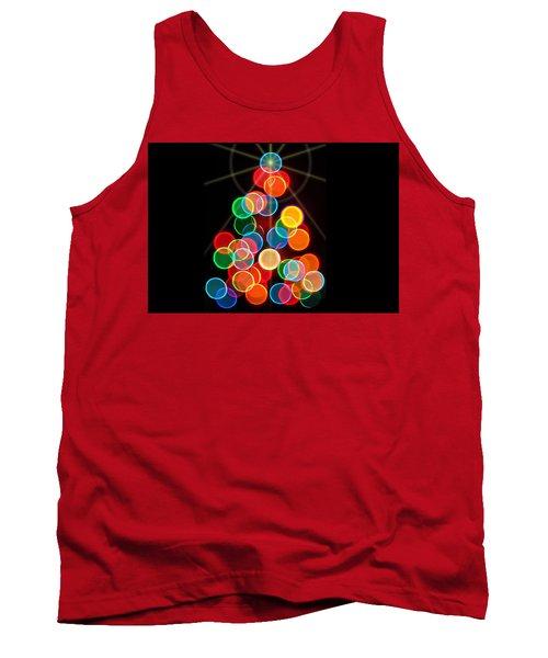 Happy Holidays - 2015-r Tank Top