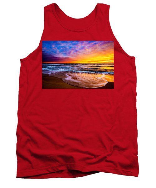 Hatteras Dawn  Tank Top