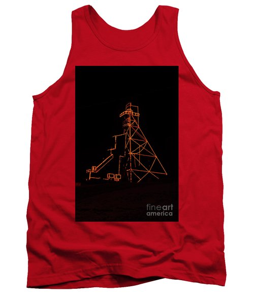 Headframe Lit For The Holidays Tank Top