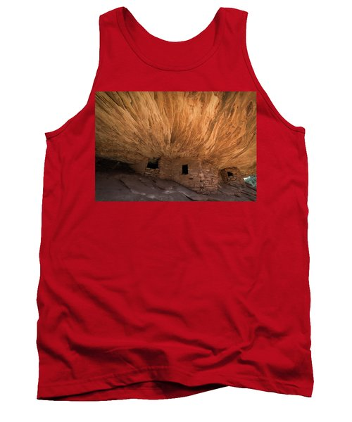 House On Fire Tank Top