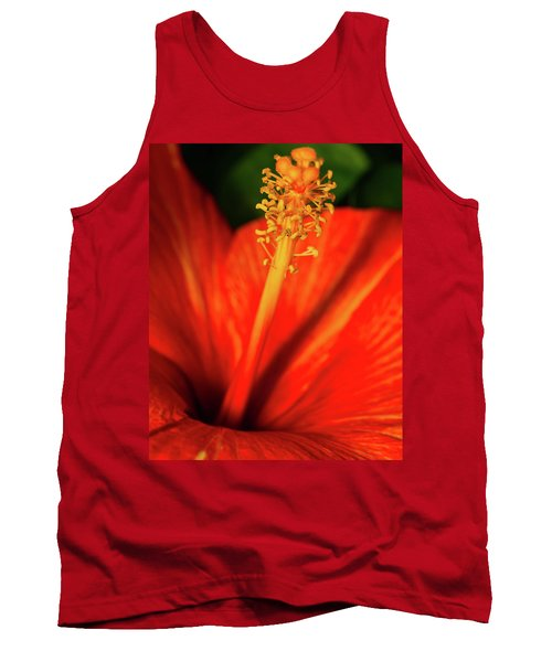 Into A Flower Tank Top