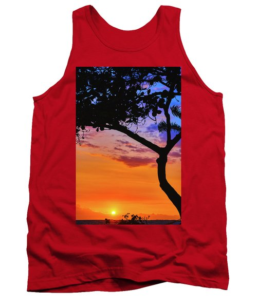 Just Another Kona Sunset Tank Top