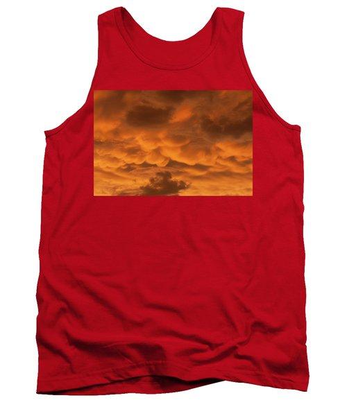 Mammatus Clouds Tank Top