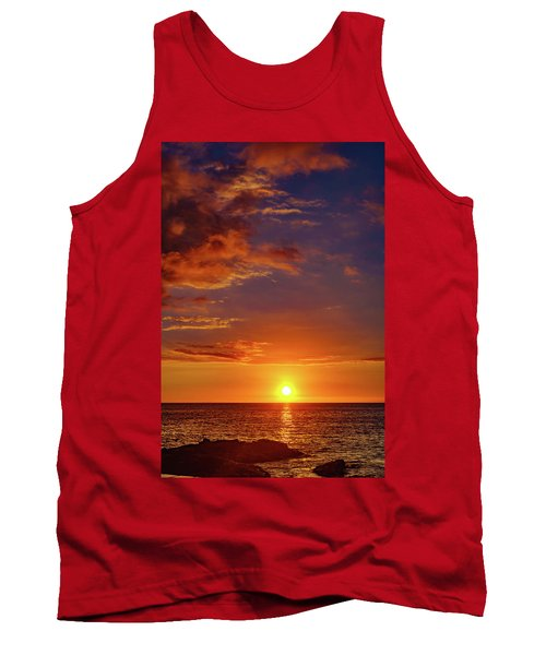Monday Sunset Tank Top