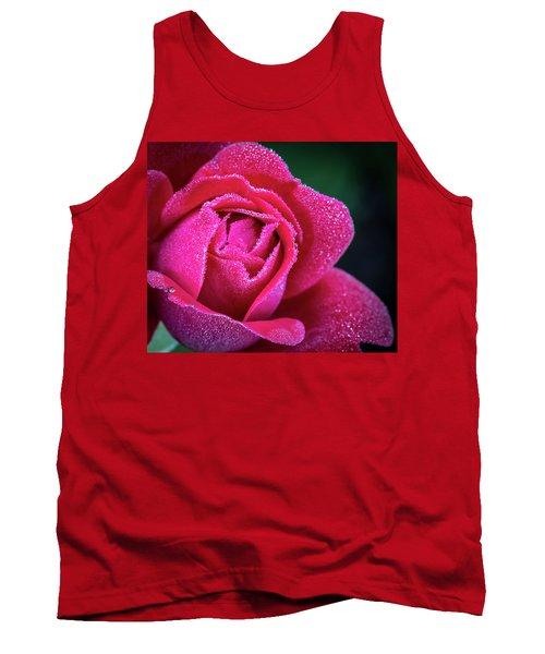 Morning Rose Tank Top