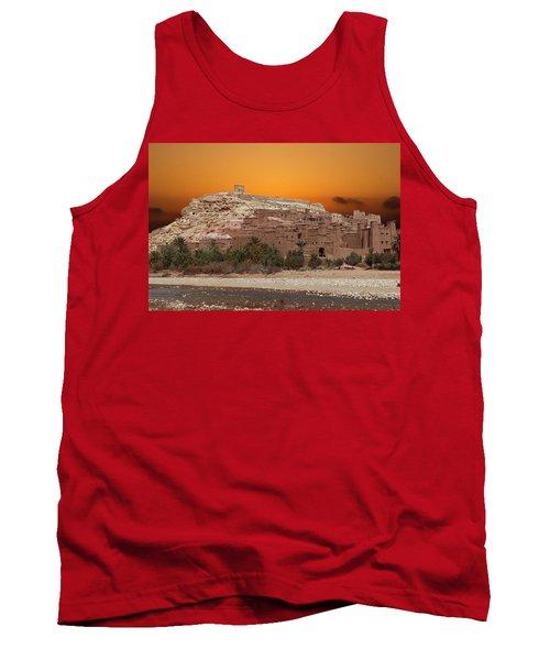 Mud Brick Buildings Of The Ait Ben Haddou Tank Top