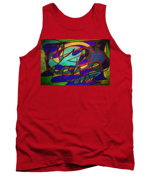 My Fish Knowz You Tank Top