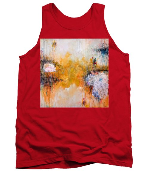 My Mouth Hasn't Shut Up About You Since You Kissed It Tank Top