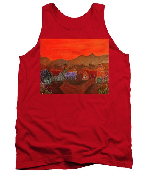 New Mexico Dreaming Tank Top