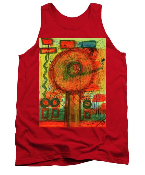 Ode To Autumn Tank Top