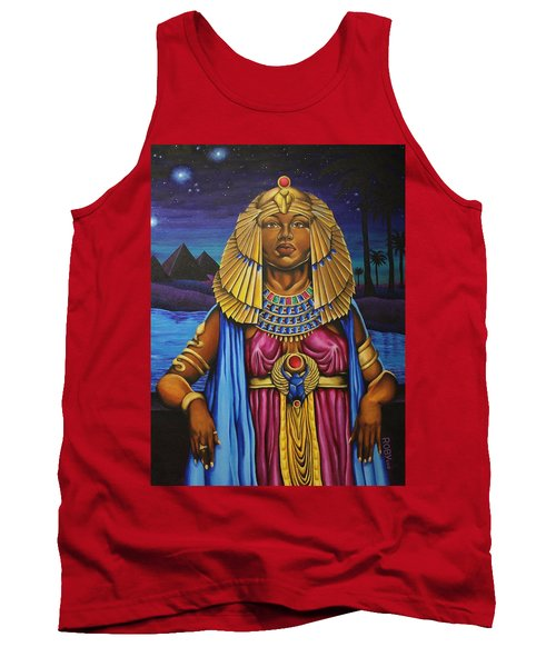 One Night Over Egypt Tank Top