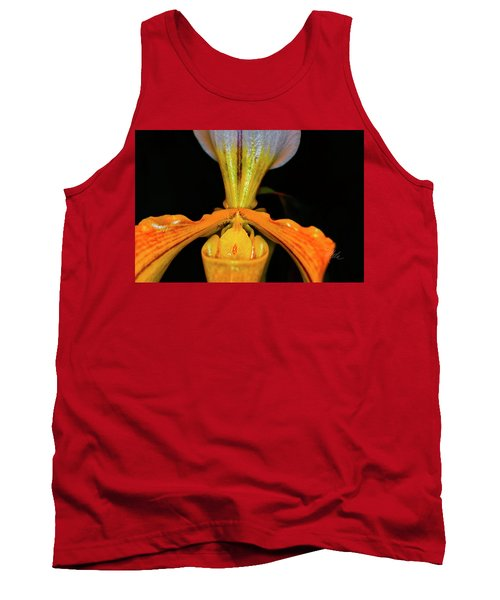 Orchid Study Five Tank Top