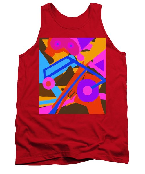 Paly Tank Top