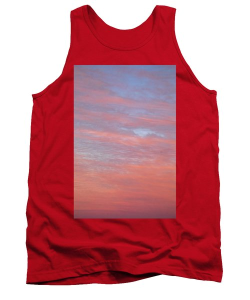 Pink In The Sky Tank Top