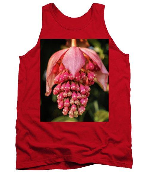 Pomegranate Flower Tank Top