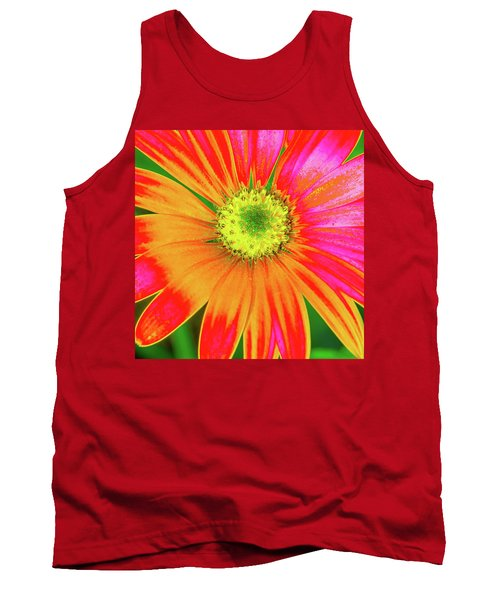 Pop Art Osteospermum 2 Tank Top