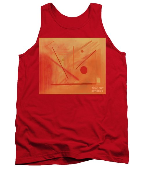 Prepare To Conduct The Orchestra Tank Top