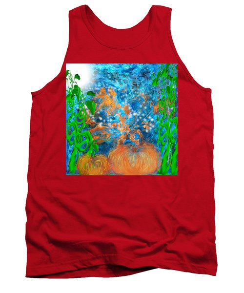 Pumpkin Patch Tank Top