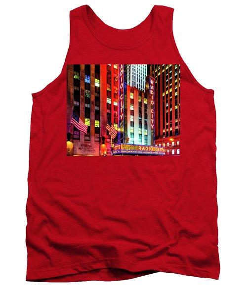 Radio City Music Hall Tank Top